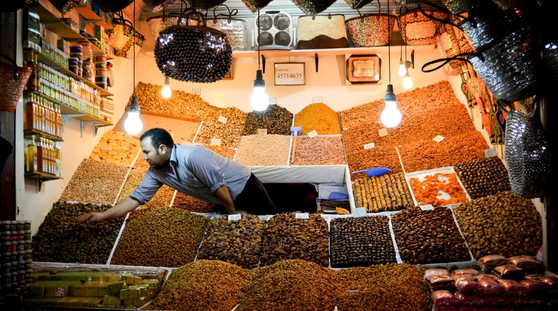 tienda frutos secos
