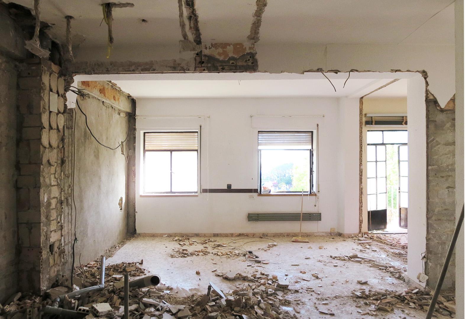 Reforma de vivienda en Jerez de la Frontera